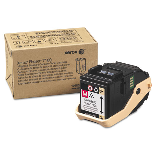 106R02600 Toner, 4500 Page-Yield, Magenta. Picture 1