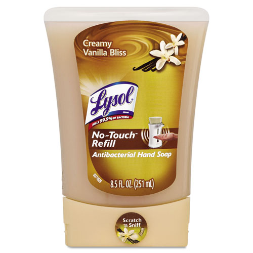 Lysol No Touch Antibacterial Hand Soap Refill 8 5 Oz