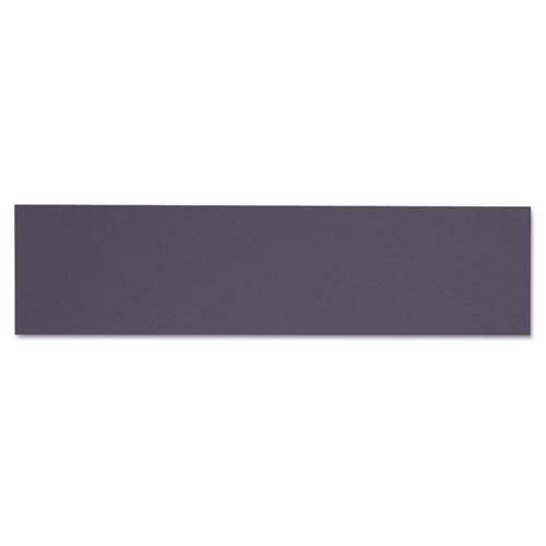 Tackboard For Alera Valencia Series Storage Hutch, 55w x 0.5d x 14h, Charcoal. Picture 3
