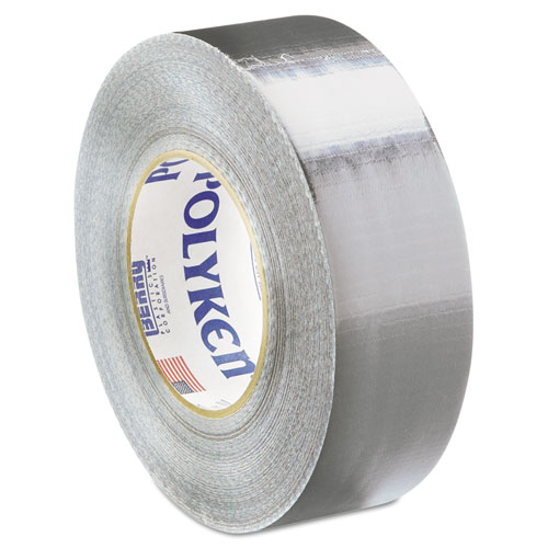 """Duct Tape, 2"""" x 60yds, 9 1/2mil, Silver. Picture 1"""