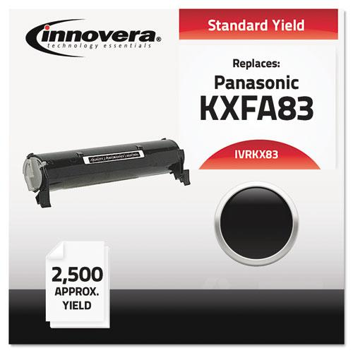 Remanufactured Black Toner, Replacement for Panasonic KX-FA83, 2,500 Page-Yield. Picture 2