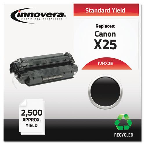 Remanufactured Black Toner, Replacement for Canon X25 (8489A001AA), 2,500 Page-Yield. Picture 2