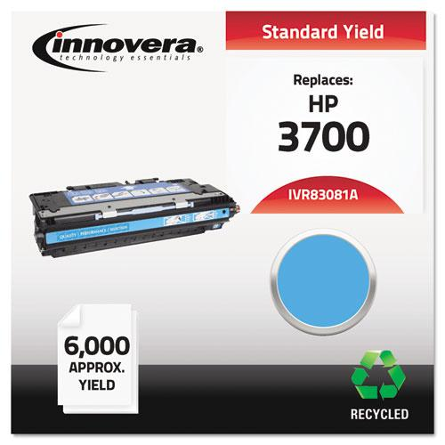 Remanufactured Cyan Toner, Replacement for HP 311A (Q2681A), 6,000 Page-Yield. Picture 1
