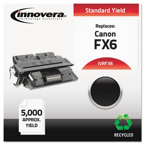 Remanufactured Black Toner, Replacement for Canon FX6 (1559A002AA), 5,000 Page-Yield. Picture 2