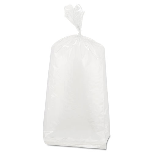 "Food Bags, 1 qt, 0.68 mil, 4"" x 12"", Clear, 1,000/Carton"