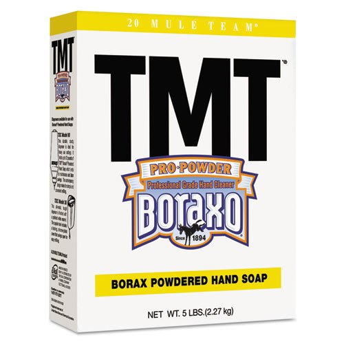 TMT Powdered Hand Soap, Unscented, 5 lb Box. Picture 1