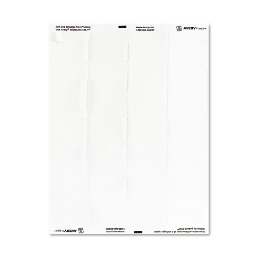 Laser CD Labels, Matte White, 250/Pack. Picture 2