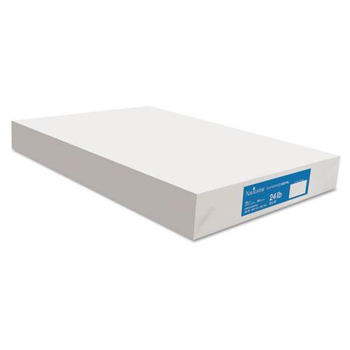 Platinum Paper, 99 Bright, 24 lb, 12 x 18, White, 500 Sheets/Ream, 5 Reams/Carton. Picture 2
