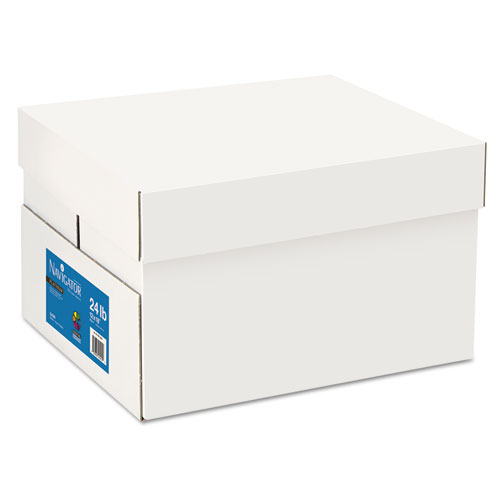 Platinum Paper, 99 Bright, 24 lb, 12 x 18, White, 500 Sheets/Ream, 5 Reams/Carton. Picture 1