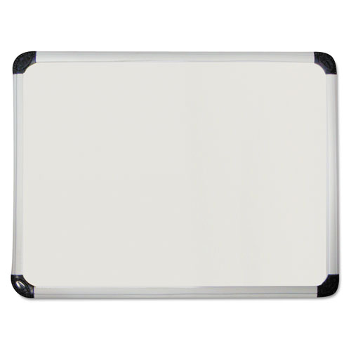 Porcelain Magnetic Dry Erase Board, 48 x 36, White. Picture 1