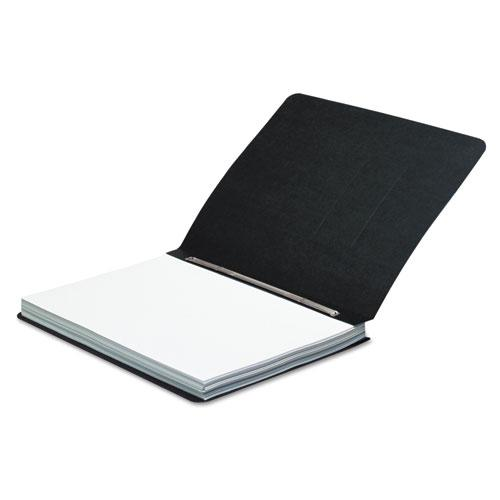 """Pressboard Report Cover, Prong Clip, Letter, 3"""" Capacity, Black. Picture 3"""