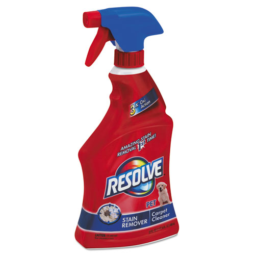 Resolve Pet Stain And Odor Carpet Cleaner 22oz Trigger