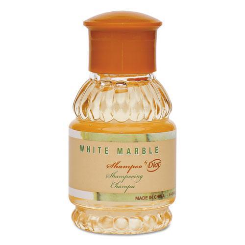 Hospitality Sample-Size Shampoo, Aloe, 1 oz, Bell Bottle. Picture 1