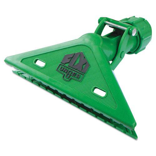 Fixi Clamp, Plastic, Green. Picture 1
