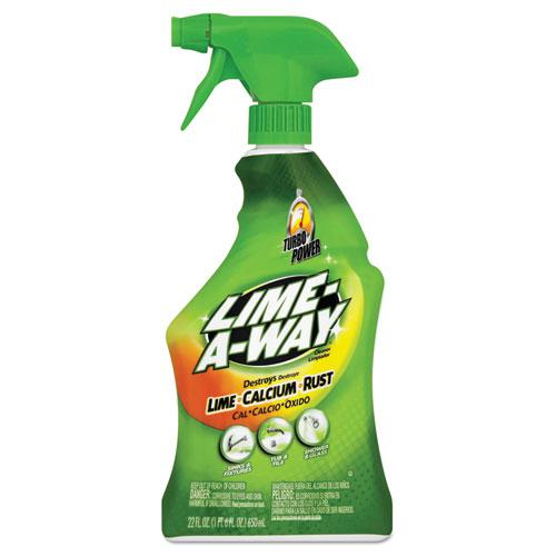 Lime, Calcium and Rust Remover, 22oz Spray Bottle. Picture 1
