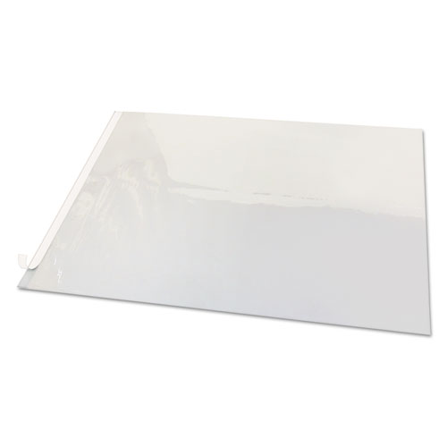 Second Sight Clear Plastic Desk Protector, 36 x 20. Picture 1