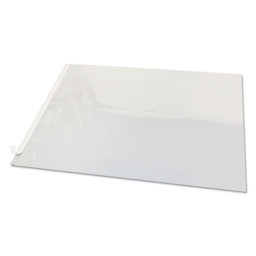 Second Sight Clear Plastic Desk Protector, 24 x 19. Picture 1