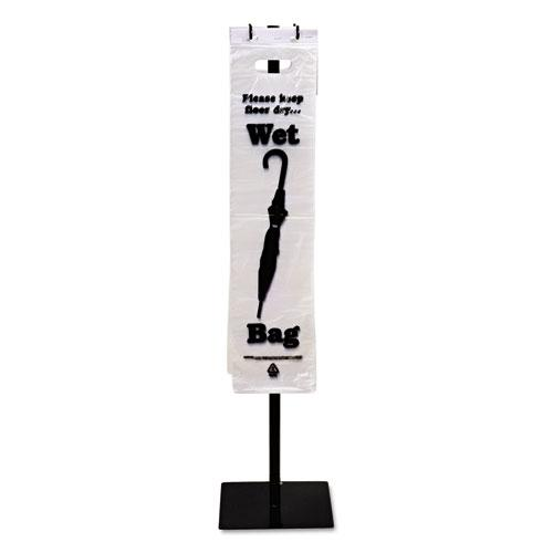 """Wet Umbrella Bags, 7"""" x 31"""", Clear, 1,000/Box. Picture 3"""
