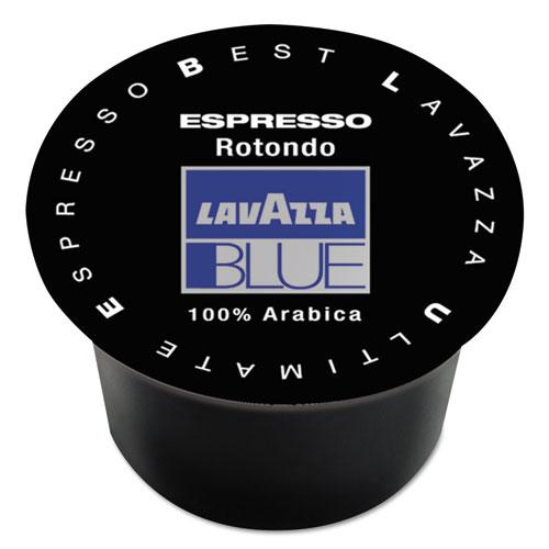 BLUE Espresso Capsules, Rotondo-Dark Roast, 9 g, 100/Box. Picture 1