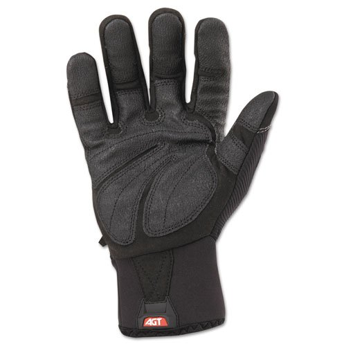 Cold Condition Gloves, Black, Medium. Picture 2