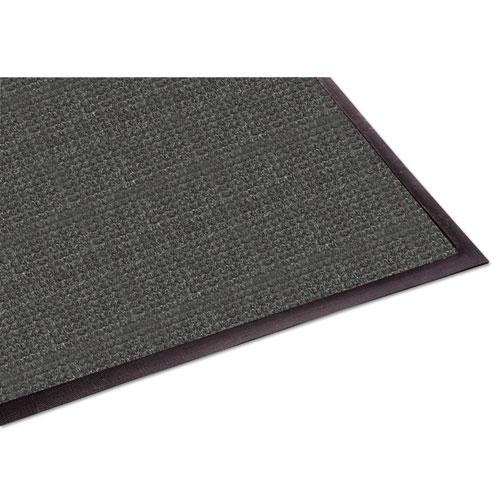 WaterGuard Wiper Scraper Indoor Mat, 36 x 60, Charcoal. Picture 3