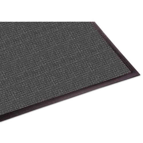 WaterGuard Indoor/Outdoor Scraper Mat, 36 x 120, Charcoal. Picture 1