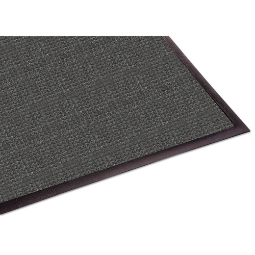 WaterGuard Indoor/Outdoor Scraper Mat, 48 x 72, Charcoal. Picture 1