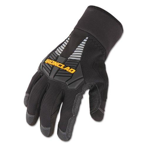 Cold Condition Gloves, Black, Medium. Picture 1