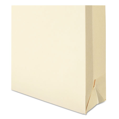 Manila File Jackets, 2-Ply Straight Tab, Letter Size, Manila, 50/Box. Picture 7