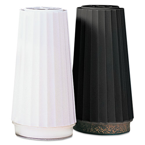 Classic White Disposable Salt Shakers, 4 oz, 48/Carton. Picture 2