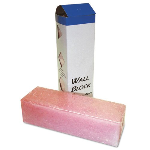 Deodorizing Para Wall Blocks, 2 4 oz, Pink, Cherry, 6/Box. Picture 1