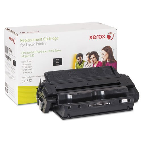 006R00929 Replacement High-Yield Toner for C4182X (82X), Black. Picture 1