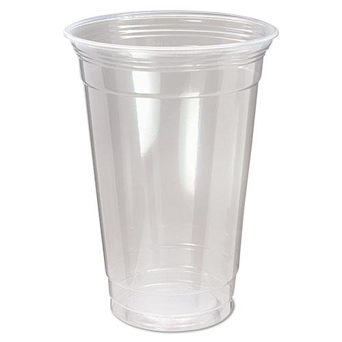 Nexclear Polypropylene Drink Cups, 20 oz, Clear, 1000/Carton. Picture 1