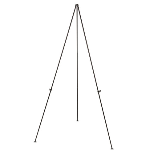 """Instant Easel, 61 1/2"""", Black, Steel, Lightweight. Picture 1"""