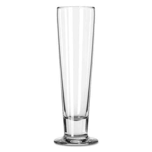 """Catalina Footed Beer Glasses, Tall Beer, 14.5oz, 9 3/8"""" Tall, 24/Carton. Picture 1"""