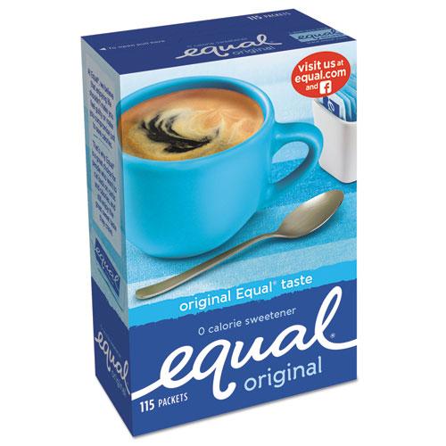 Zero Calorie Sweetener, 1 g Packet, 115/Box. Picture 1