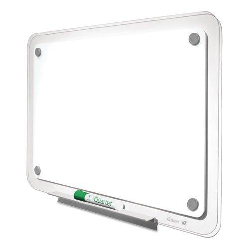 iQ Total Erase Board, 49 x 32, White, Clear Frame. Picture 4