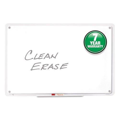 iQ Total Erase Board, 49 x 32, White, Clear Frame. Picture 8