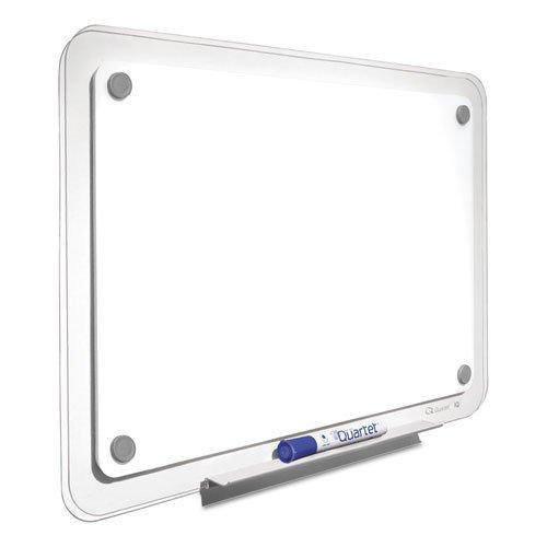 iQ Total Erase Board, 49 x 32, White, Clear Frame. Picture 5