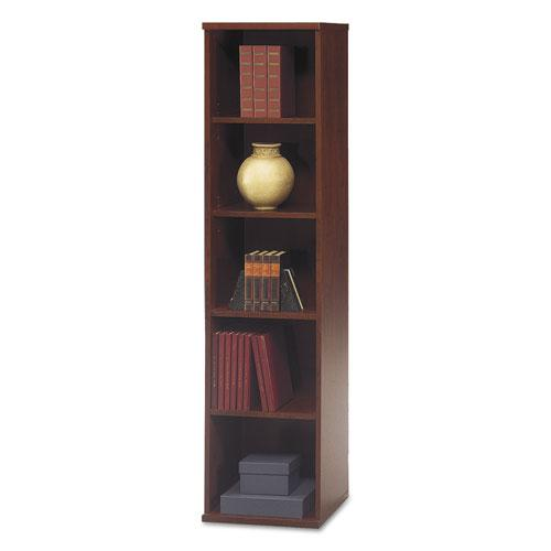 Series C Collection 18W 5 Shelf Bookcase, Hansen Cherry. Picture 4