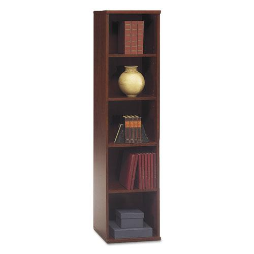 Series C Collection 18W 5 Shelf Bookcase, Hansen Cherry. Picture 3