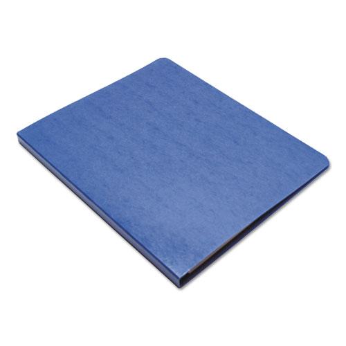 "PRESSTEX Grip Binder, Clamp System, 0.63"" Capacity, 11 x 8.5, Dark Blue. Picture 2"