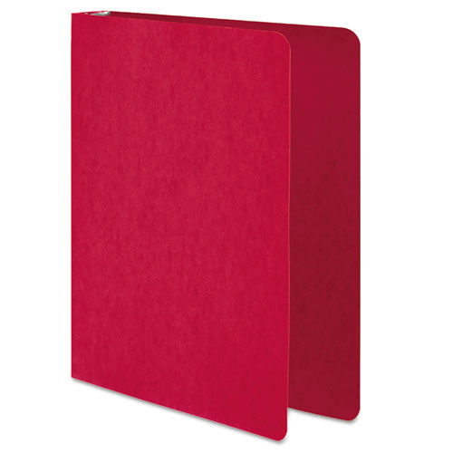 """PRESSTEX Round Ring Binder, 3 Rings, 1"""" Capacity, 11 x 8.5, Executive Red. Picture 2"""
