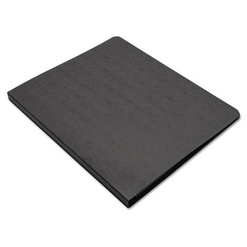 "PRESSTEX Grip Binder, Clamp System, 0.63"" Capacity, 11 x 8.5, Black. Picture 1"