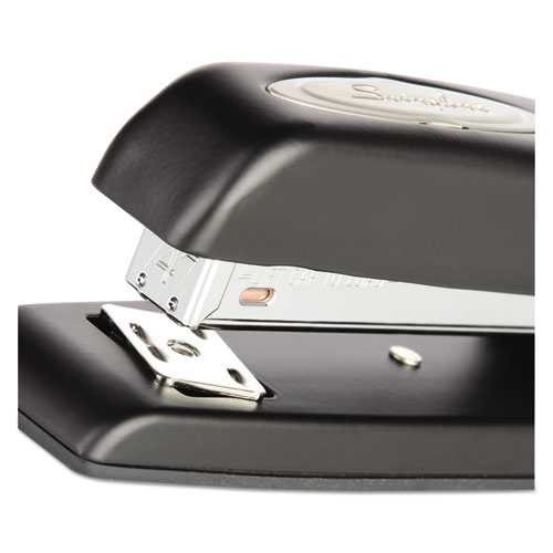 747 Business Full Strip Desk Stapler, 25-Sheet Capacity, Black. Picture 2
