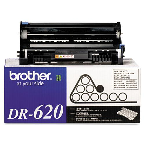 DR620 Drum Unit, 25,000 Page-Yield, Black. Picture 3