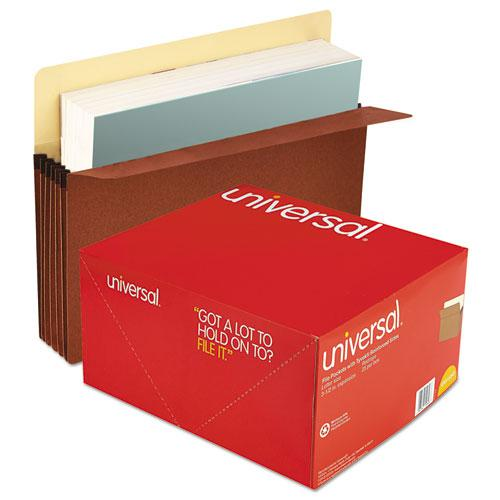 """Redrope Expanding File Pockets, 3.5"""" Expansion, Letter Size, Redrope, 25/Box. Picture 6"""