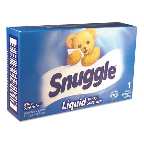 Liquid HE Fabric Softener, Original, 1 Load Vend-Box, 100/Carton. Picture 1