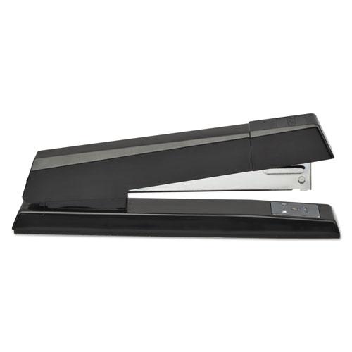 No-Jam Premium Stapler, 20-Sheet Capacity, Black. Picture 3