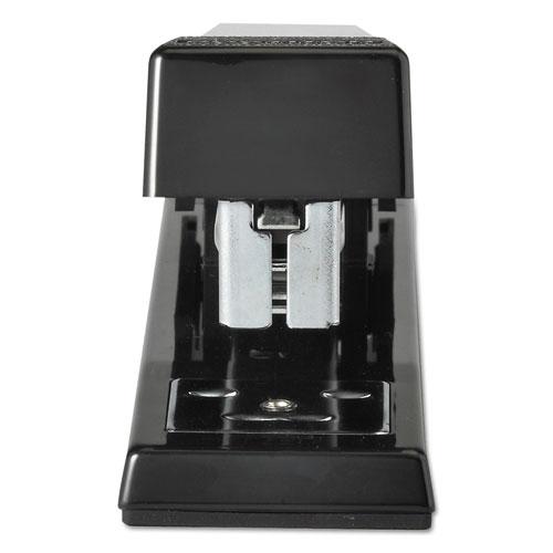 No-Jam Premium Stapler, 20-Sheet Capacity, Black. Picture 7